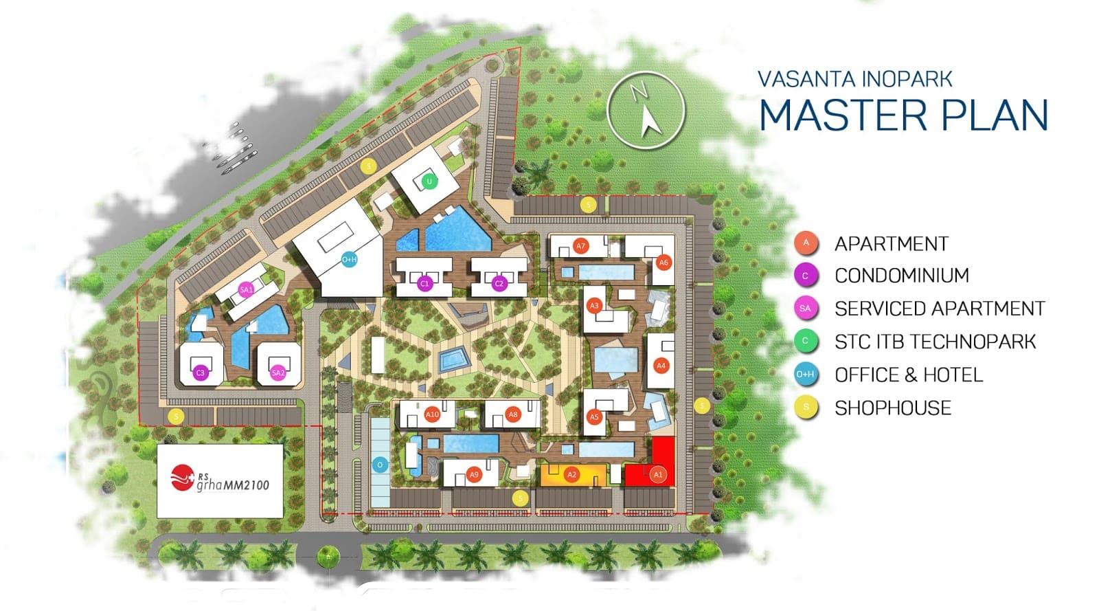 Masterplan-Vasanta-Innopark